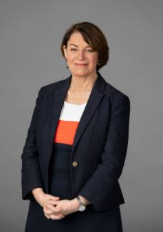 Amy Klobuchar Phone Number, Email, Fan Mail, Address, Biography, Agent, Manager, Mailing address, Contact Info, Mailing Addresses
