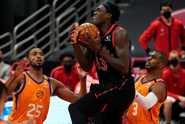 Toronto Raptors Phone Number, Email, Fan Mail, Address, Biography, Agent, Manager, Mailing address, Contact Info, Mailing Addresses